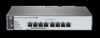 J9982A HPE 1820 8G  PoE+ (65W) Switch