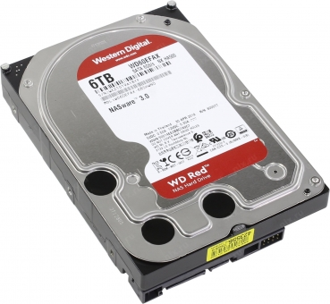 """WD60EFAX  Red 6TB  3.5"""" 5400 RPM"""